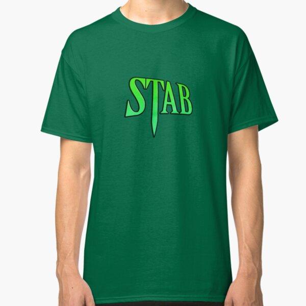 Classic Stab Logo Classic T-Shirt