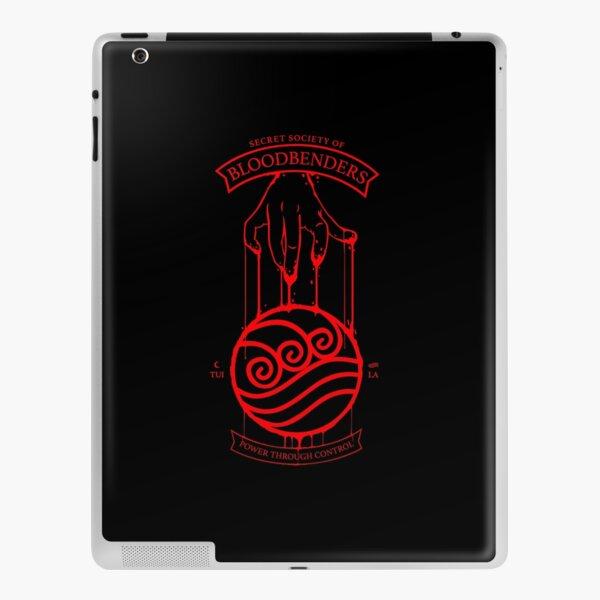 Bloodbender Secret Society Avatar-Inspired Design iPad Skin