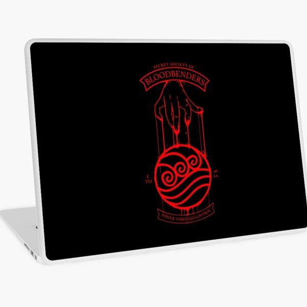 Bloodbender Secret Society Avatar-Inspired Design Laptop Skin