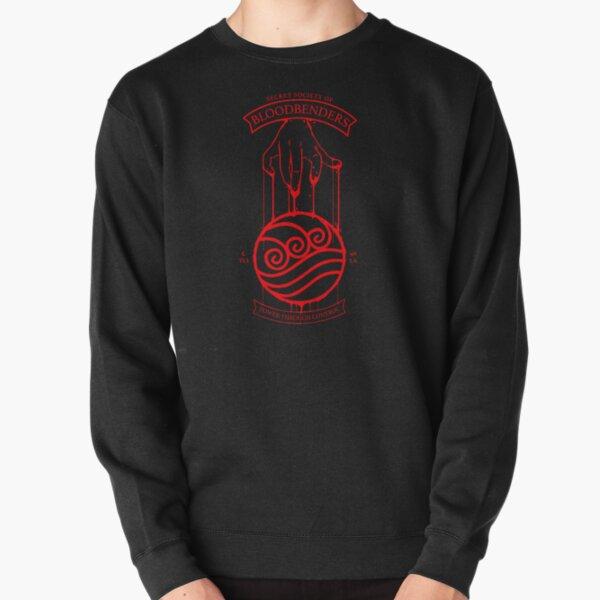 Bloodbender Secret Society Avatar-Inspired Design Pullover Sweatshirt