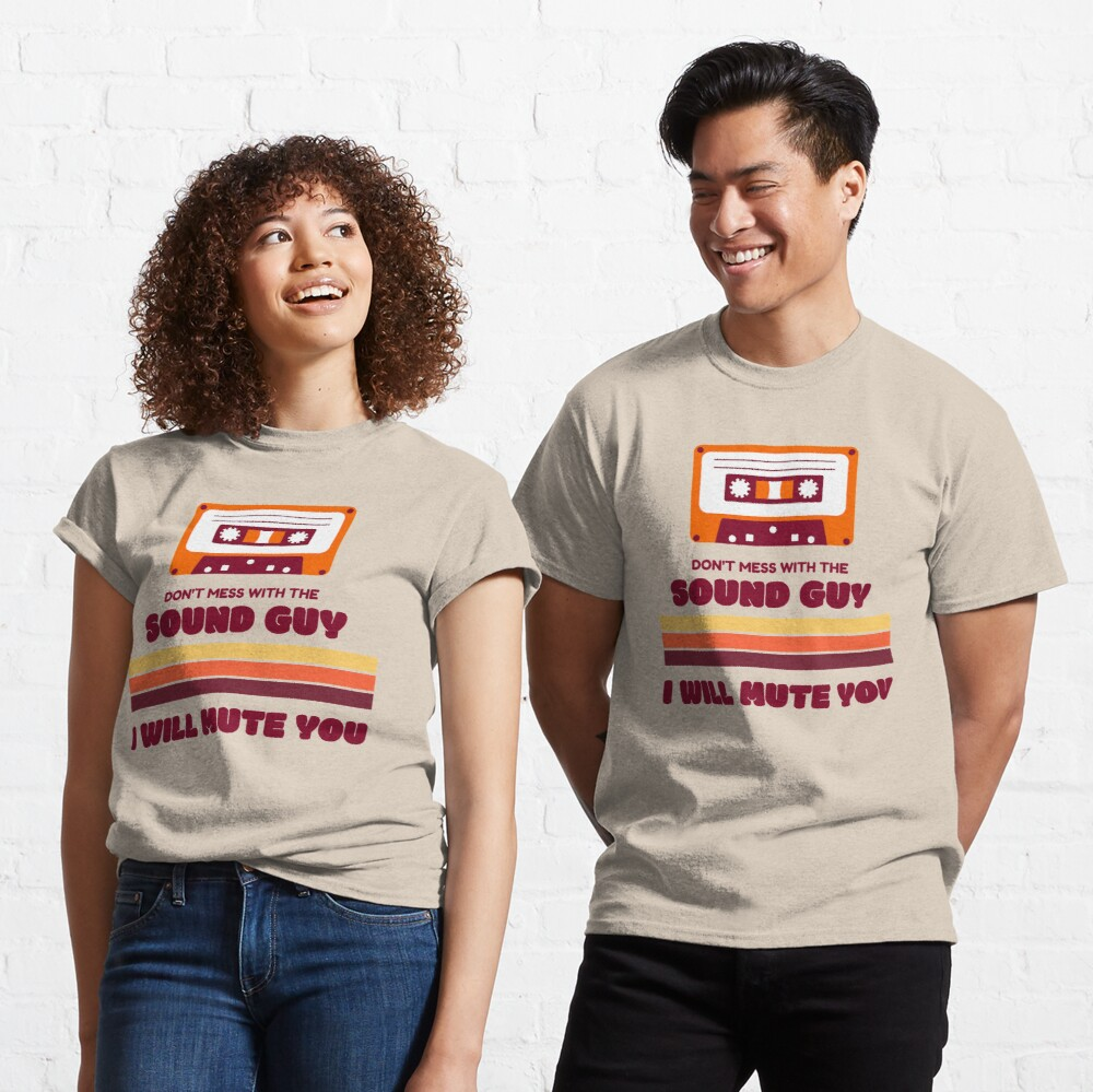 Sound Engineer Classic T-Shirt