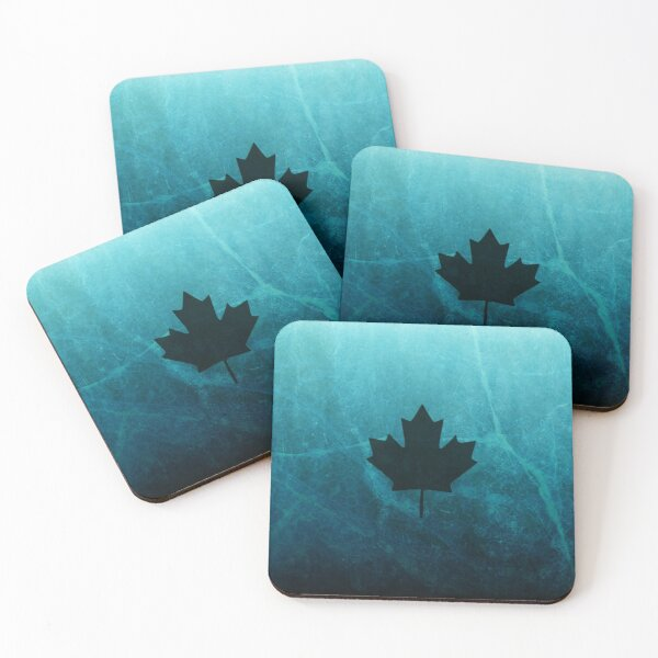 BLACK ICE xx SPECIAL  Coasters (Set of 4)