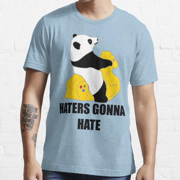 Les haineux vont détester: Panda T-shirt essentiel