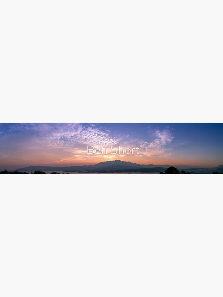 Hobart Sunset by bcshort