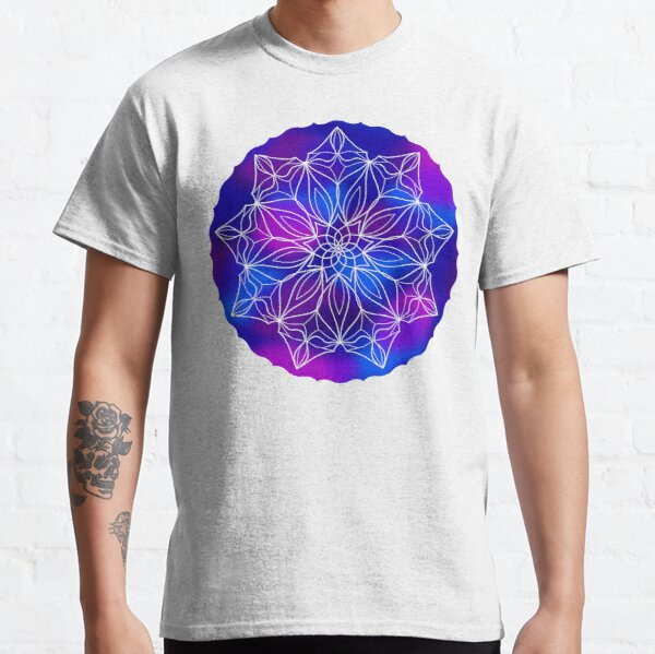 Colored Clouds Classic T-Shirt