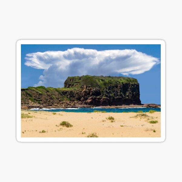 Bombo Headland  Sticker
