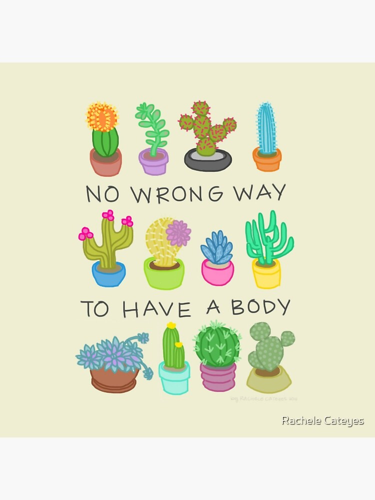 No Wrong Way to Have a Body by glorifyobesity