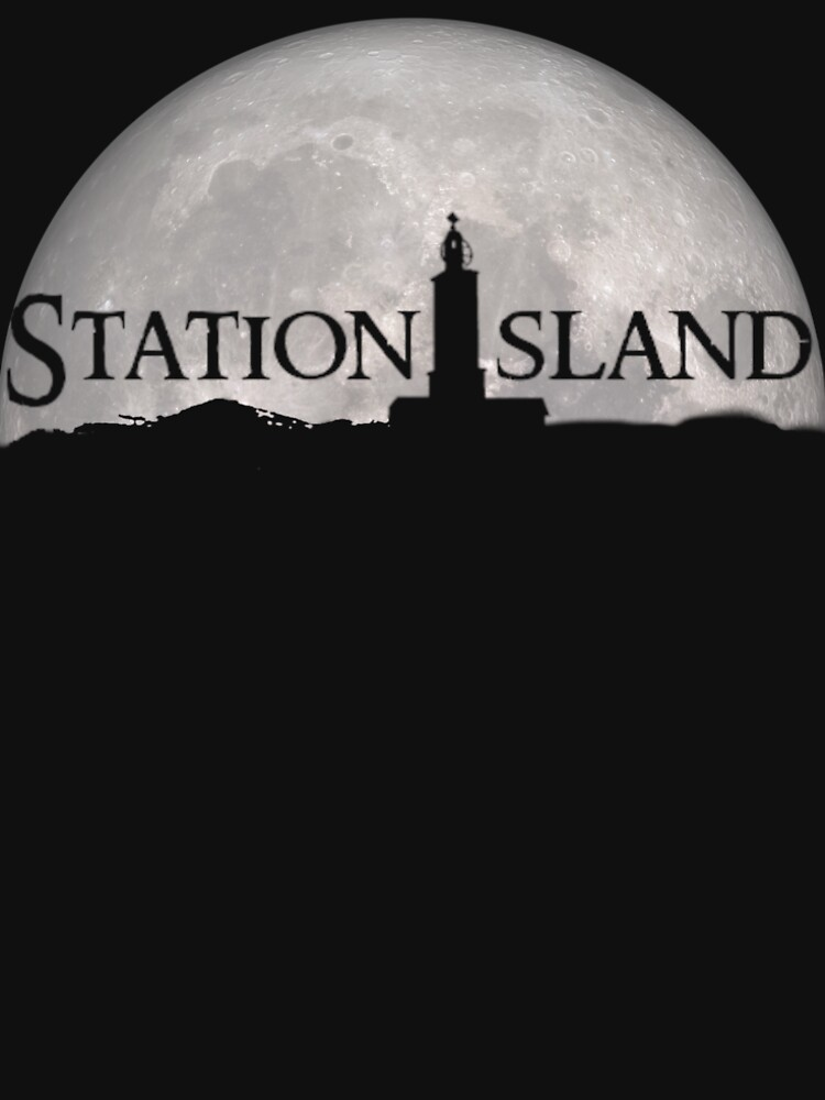 Station Island - Moon Design by StationIsland