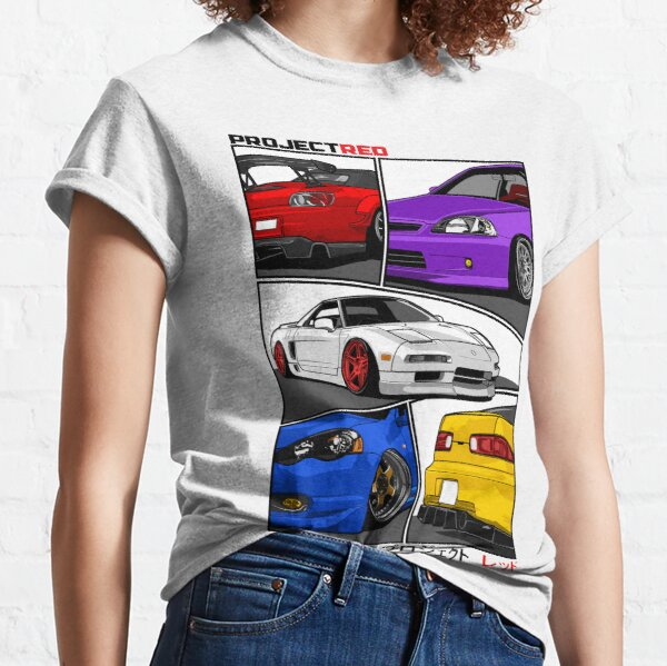 [R]aw Power Coloured Edition Classic T-Shirt