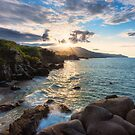 Tayrona Sunset by Michael Breitung
