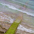 Colorful Seawall by Bo Insogna