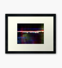 all the light that remains Framed Print