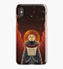 I Am Completely Alone Here iPhone Case