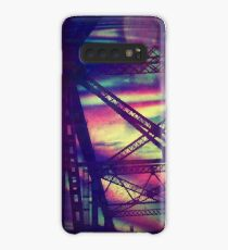 bridgeglitch Case/Skin for Samsung Galaxy