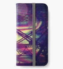 bridgeglitch iPhone Wallet/Case/Skin