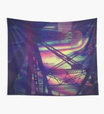 bridgeglitch Wall Tapestry