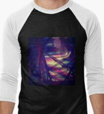 bridgeglitch Baseball ¾ Sleeve T-Shirt