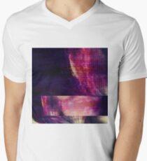 cybersplit V-Neck T-Shirt