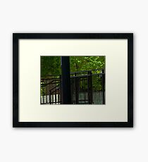 Historic Abstract 1 Framed Print