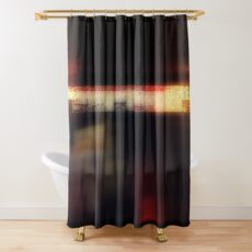 remaining light Shower Curtain