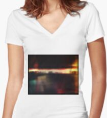 remaining light Fitted V-Neck T-Shirt