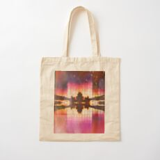 paradise Cotton Tote Bag