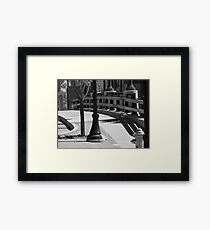 Historic Abstract 3 Framed Print