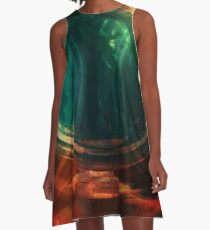 portal A-Line Dress