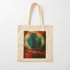 portal Cotton Tote Bag