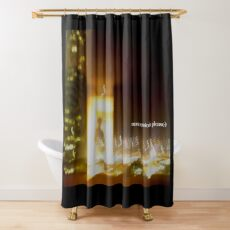 more serotonin please Shower Curtain