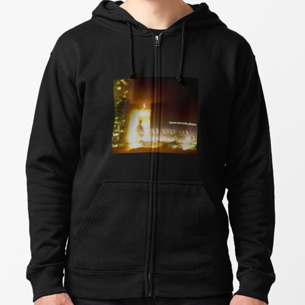 more serotonin please Zipped Hoodie