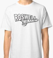 Roswell Grays Baseball Classic T-Shirt