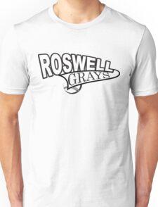Roswell Grays Baseball Unisex T-Shirt