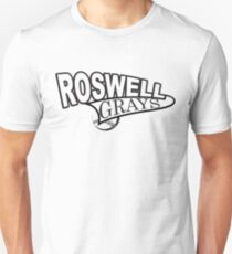 Roswell Grays Baseball Unisex T-Shirt