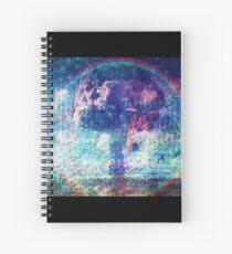 welcome oblivion Spiral Notebook