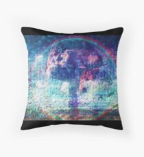 welcome oblivion Throw Pillow