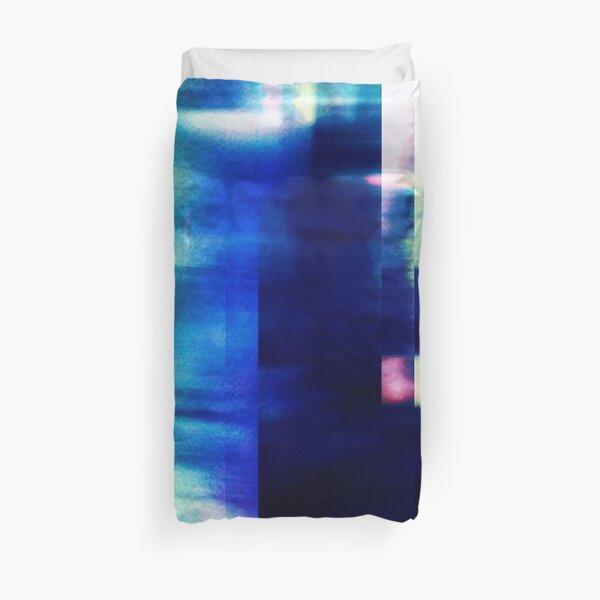 let's hear it for the vague blur Duvet Cover