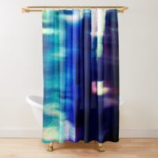 let's hear it for the vague blur Shower Curtain