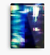 let's hear it for the vague blur Metal Print