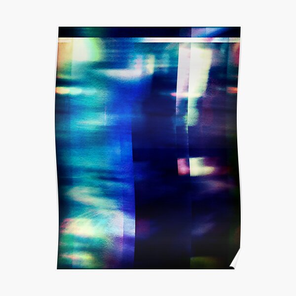 let's hear it for the vague blur Poster