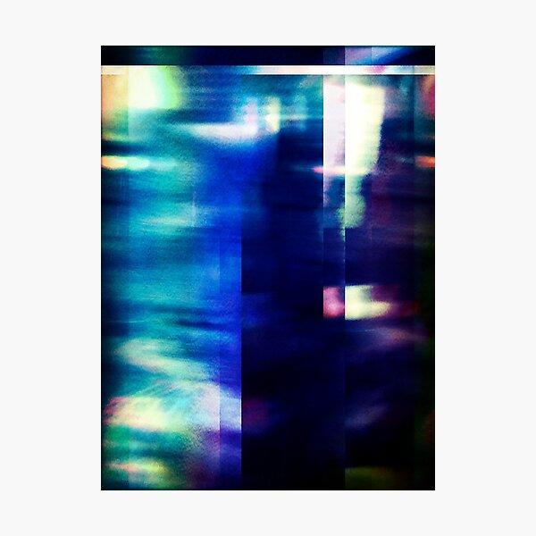 let's hear it for the vague blur Photographic Print