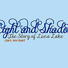 Light and Shadow - Luna Lake logo by sailorclaire
