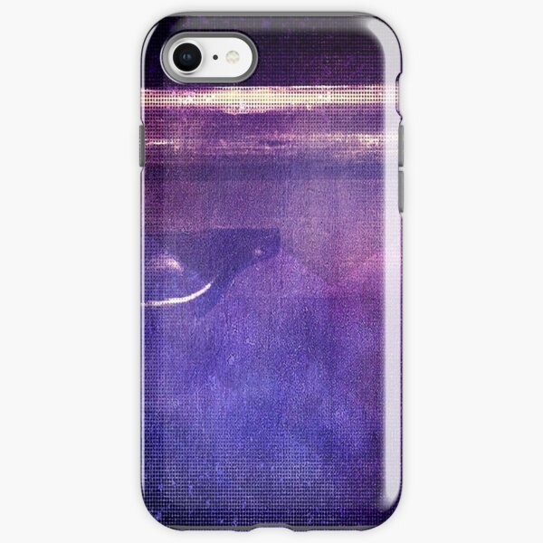 travel by monorail iPhone Tough Case