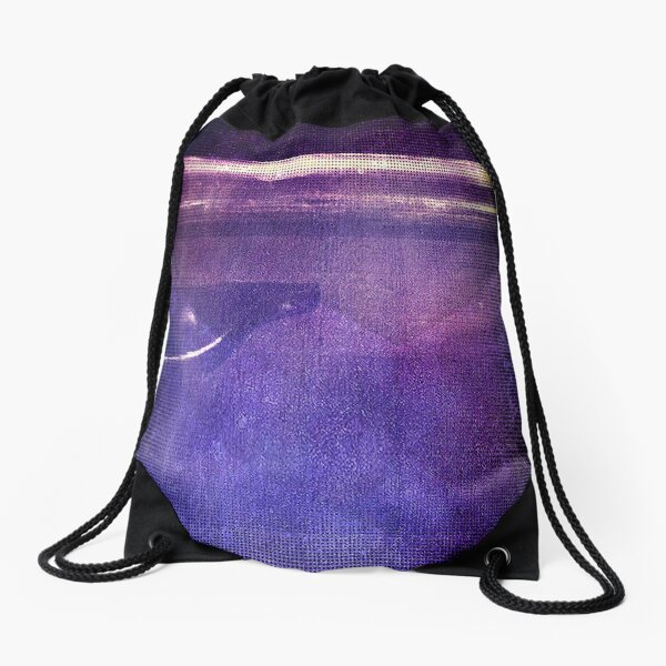 travel by monorail Drawstring Bag