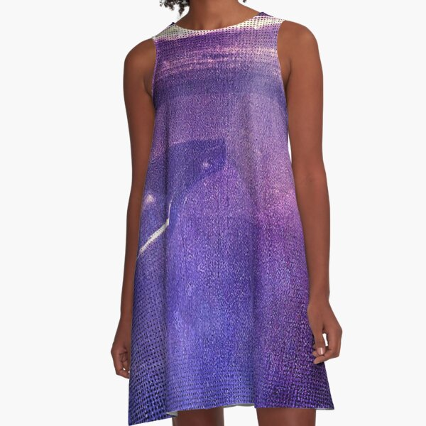 travel by monorail A-Line Dress