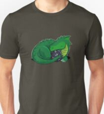 D20 Green Dragon T-Shirt