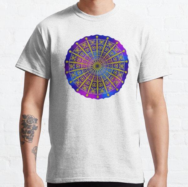 Golden Sky Symbols Classic T-Shirt
