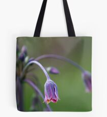 Bell Flower Tote Bag