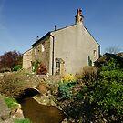 Downham Cottage II by John Hare