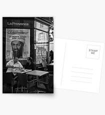 """""""Ben Laden"""" Postcards"""
